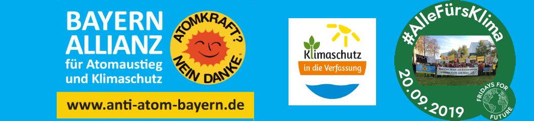 Bayern Allianz für Atomausstieg und Klimaschutz (BAAK) Logo
